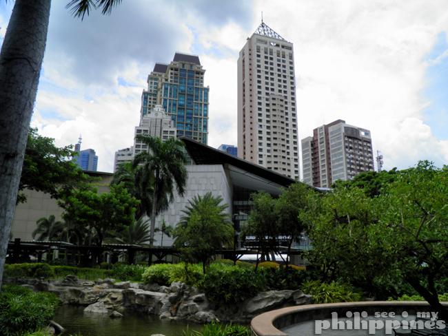 Greenbelt Mall Makati City