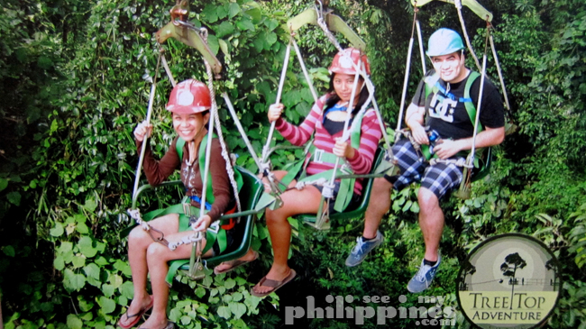 Subic Tree Top Adventure Canopy