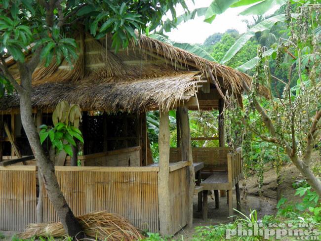 Bahay Kubo, Nipa Hut