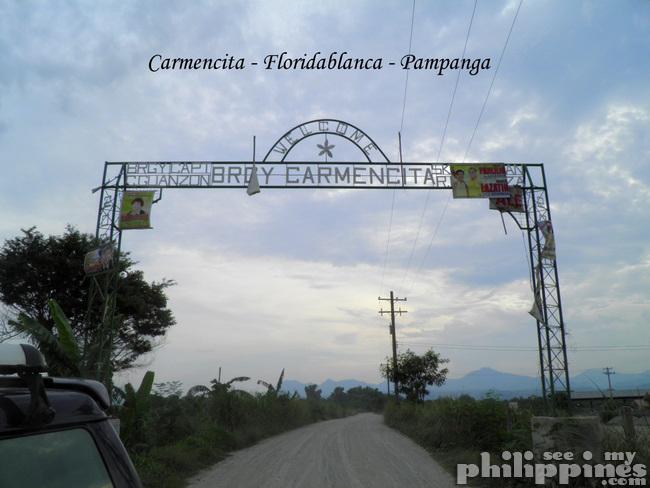 Carmencita Floridablanca Pampanga