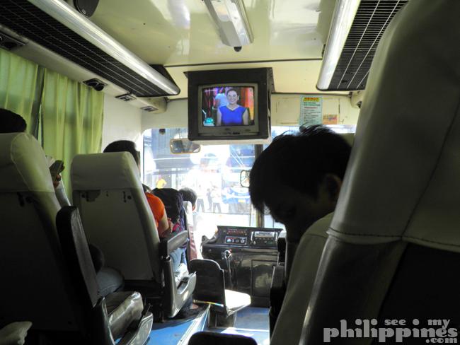 Philippines Provincial Bus Transit