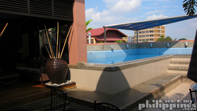 Affinity Hotel Pool Angeles City