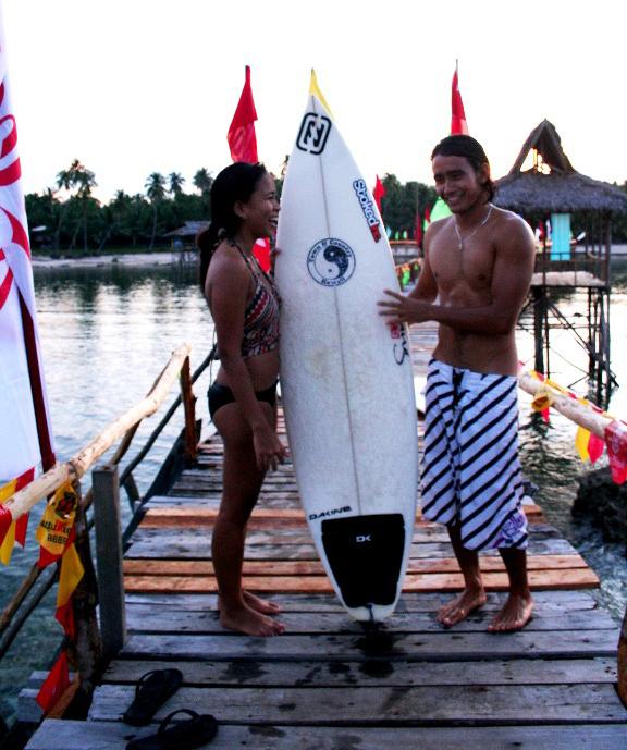 Surfista Travels Elaine Abonal Luke Landrigan