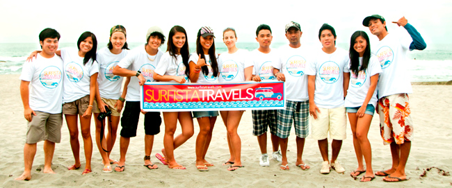 Surfista Travels Surfing Tours Philippines