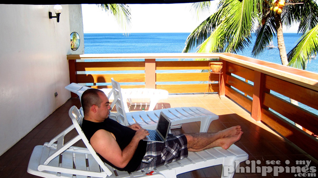 King Solomon Dive Resort Mabini Batangas Relaxing