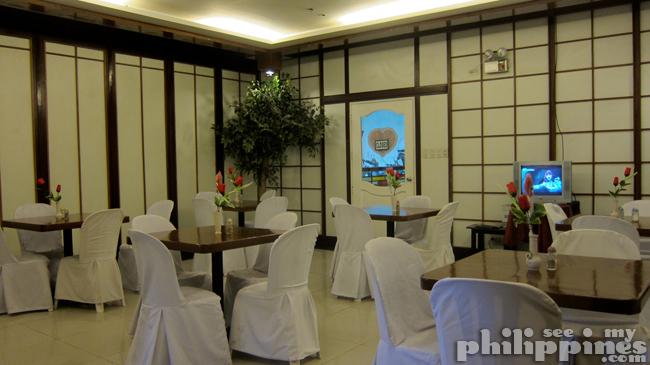 Shogun Suite Hotel Pasay Manila Cafe