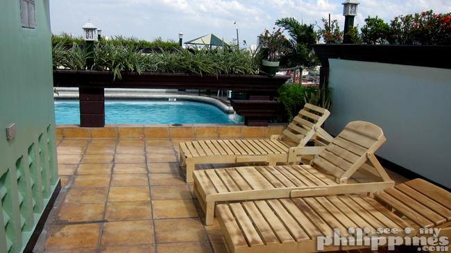 Shogun Suite Hotel Pasay Manila Roof