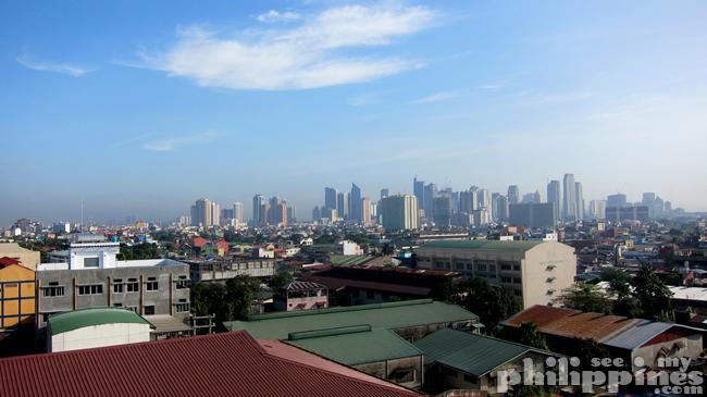 Shogun Suite Hotel Pasay Manila View