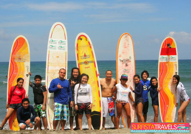 Surfista Travels Group Boards