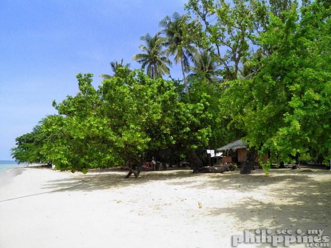 Potipot Island Beach Candelaria Zambales